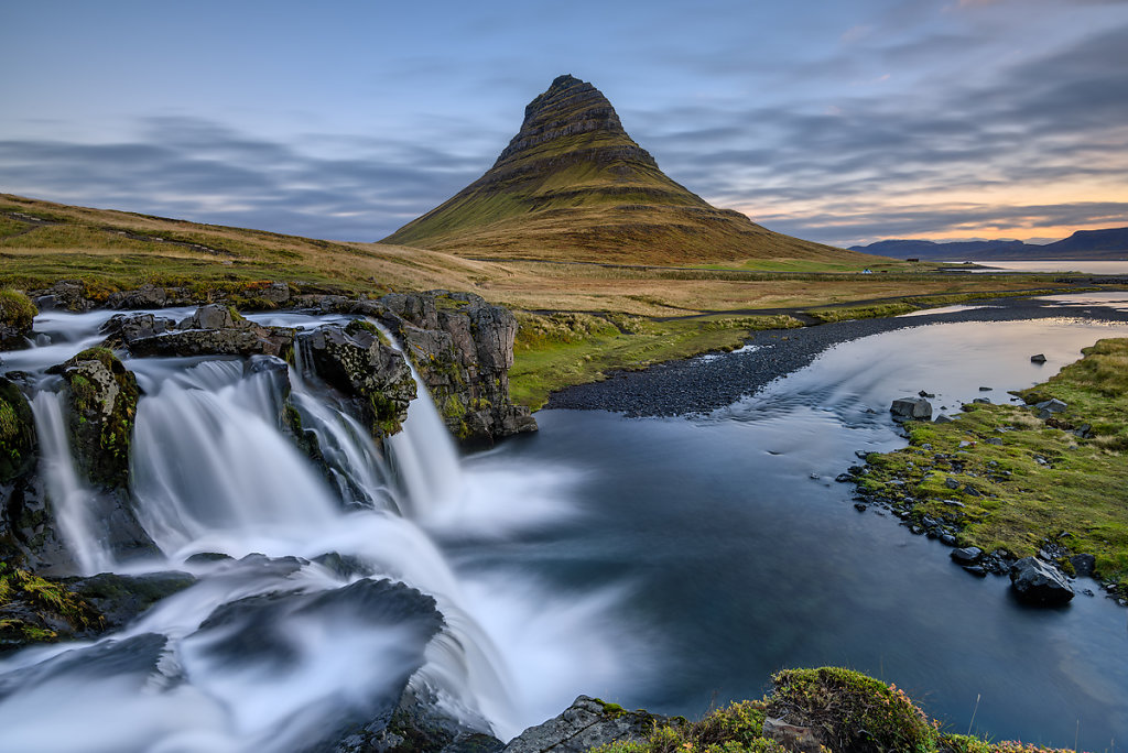 Good Morning Kirkjufell !