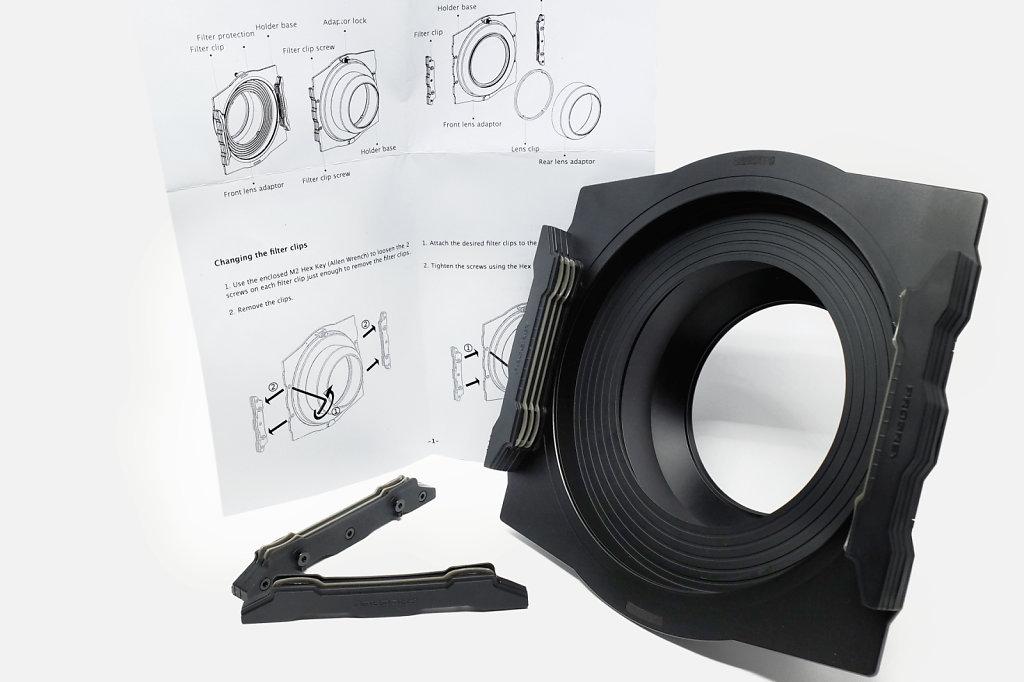 G-150x Holder + Instructions
