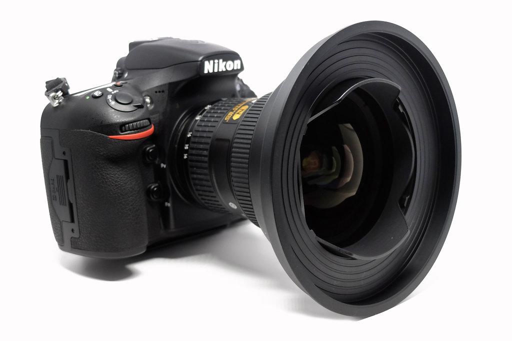 G-150x on Nikon AF-S Nikkor 14-24mm f/2.8G ED